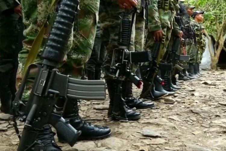 Paramilitares en Venezuela. Foto: Cortesía