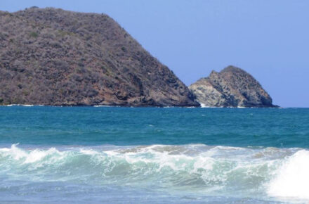 Carabobeños: cuánto deben gastan en un día en Bahía de Patanemo, en Carabobo. Foto: Cortesía
