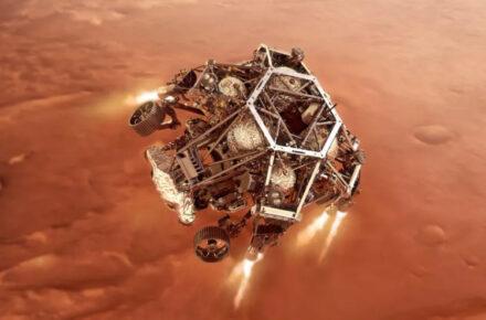 Perseverance, una misión de la NASA con la mirada en el futuro. Foto: Cortesía