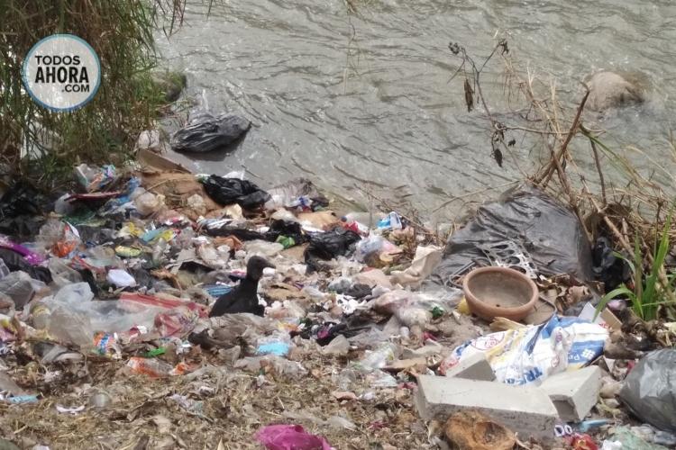 Río Torbes. Foto: Abraham Blanco