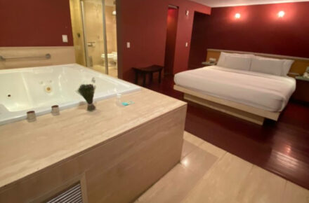 The Hotel, un exclusivo lugar en Caracas. Foto: Todos Ahora