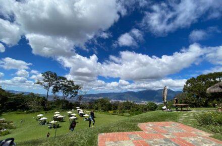 Topotepuy, un lugar para conectar con el ambiente. Foto: Indhira Vera