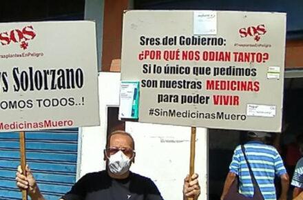 Trasplantes en Venezuela. Foto: Cortesía