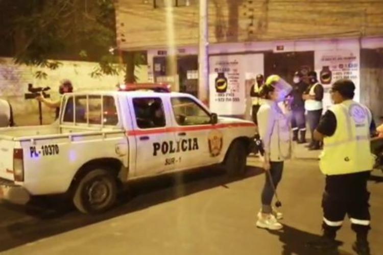 Jesús Castejón Córdoba, venezolano asesinado en Perú. Foto: RPP Noticias