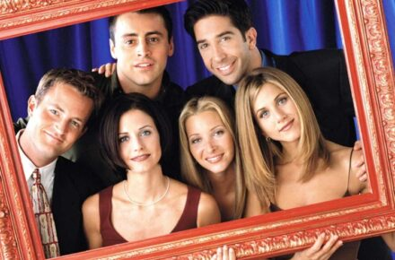 Friends, series