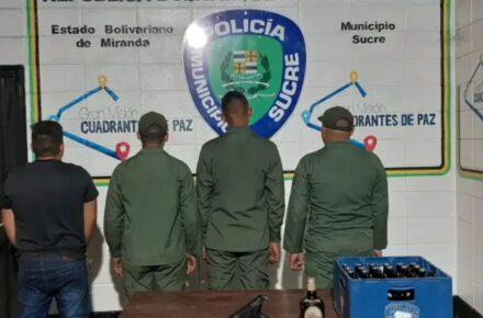 Sargentos detenidos
