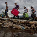 Venezolanos asesinados en Colombia