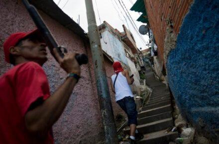 Bandas delictivas en Venezuela
