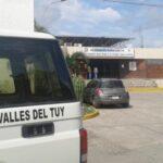 CICPC en Ocumare del Tuy