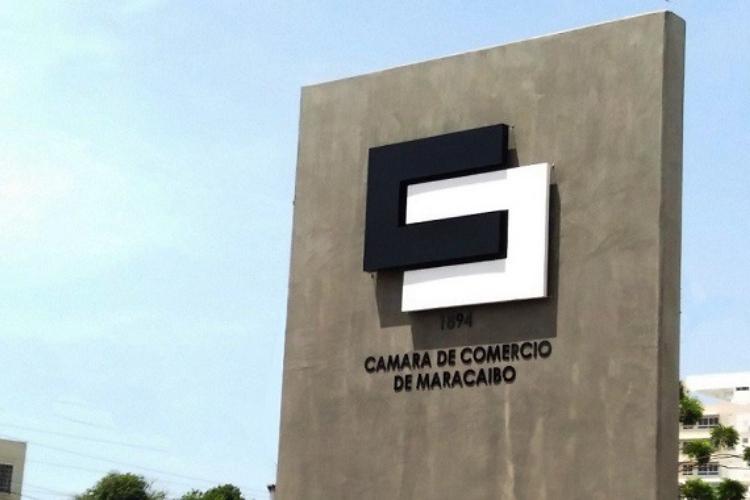 Cámara de Comercio, en Maracaibo, estado Zulia. Foto: Cortesía