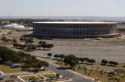 Copa América en Brasil. Foto: Cortesía Xinhua