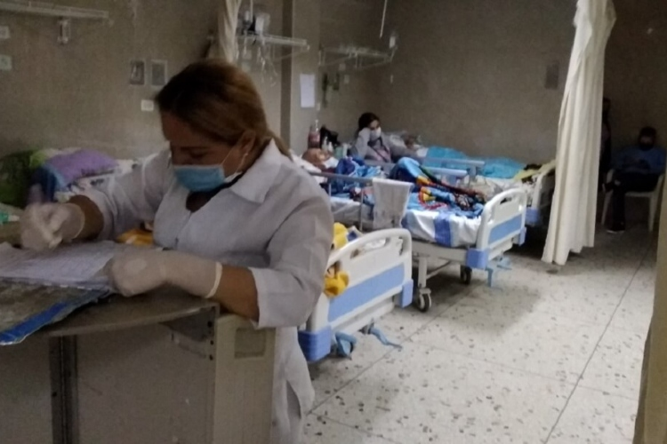 Zulia, sector salud