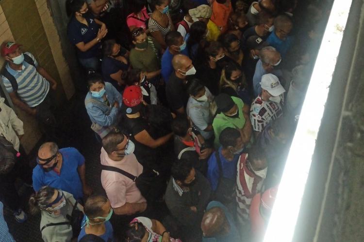 Metro de Caracas. Foto: Cortesía