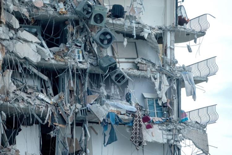 Edificio en Miami. Foto: EFE