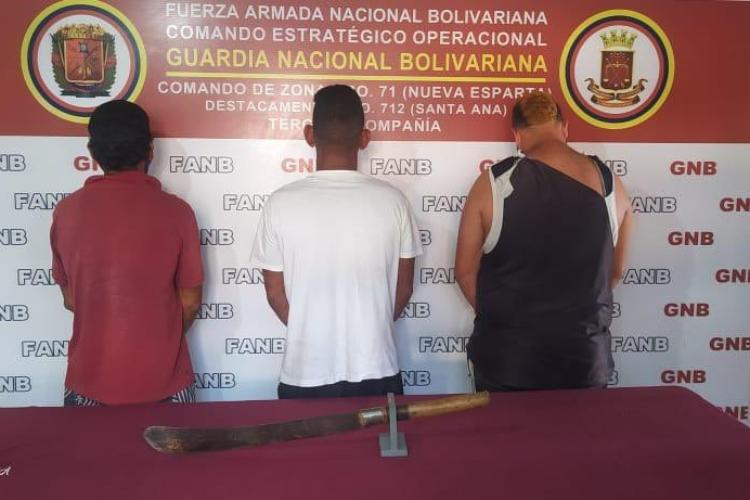 Pitbull en Nueva Esparta. Foto: Tarek William Saab. Foto: Cortesía