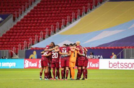 La Vinotinto, selección nacional de Venezuela