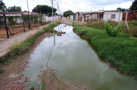 Aguas servidas en Venezuela