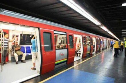 aumento de pasaje metro de Caracas