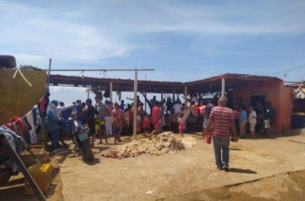 Pescadores en Maracaibo