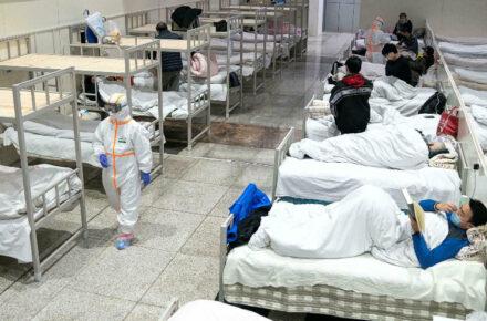 China. hospitales