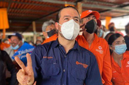 Daniel Ceballos, dirigente político