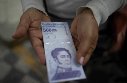 Reconversión monetaria en Venezuela