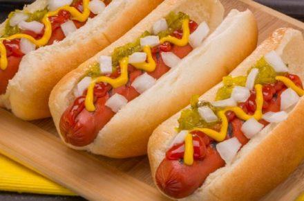 hotdog, perro caliente