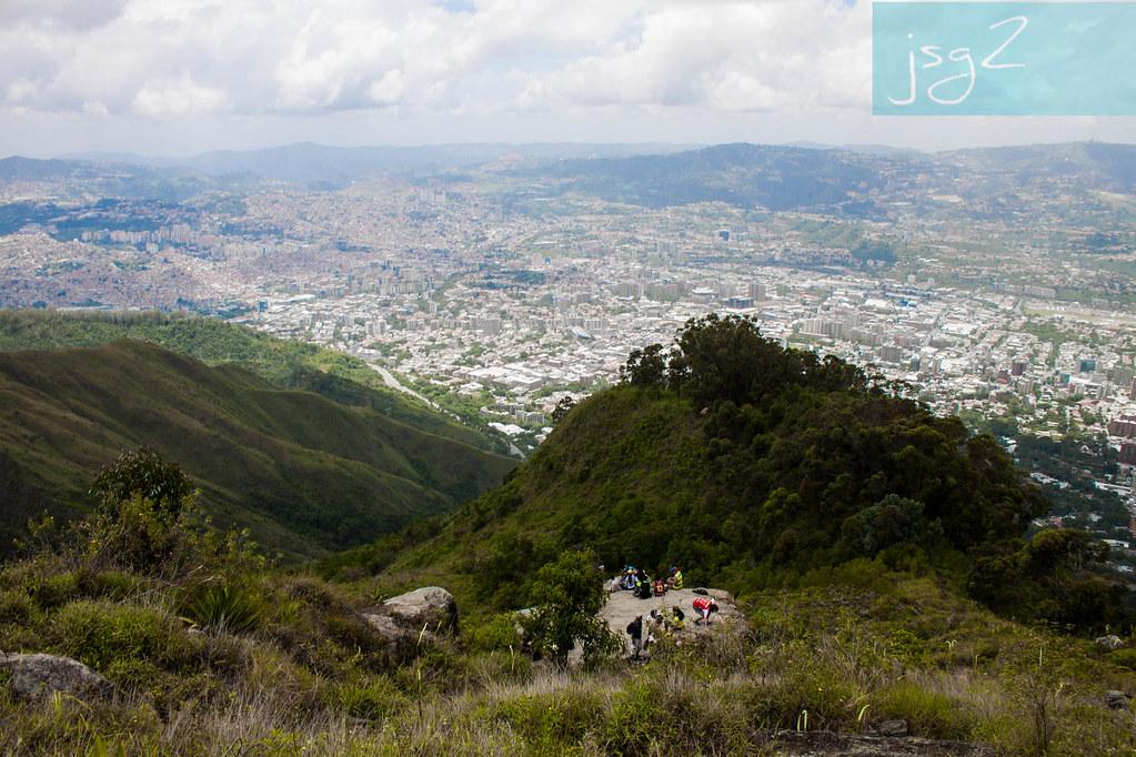 Lugares para pasear por Caracas