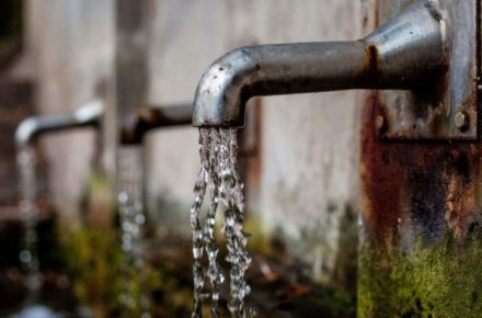 Agua en Carúpano