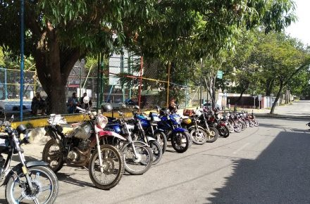 Barquisimeto: escasez de combustible