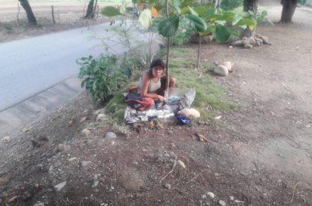 Indigencia en El Tocuyo