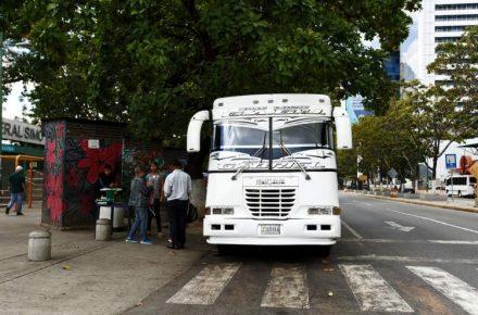 Caracas-Guarenas- Robos