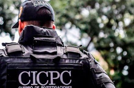 Cicpc, asesinaron a un hombre en la avenida Andrés Bello