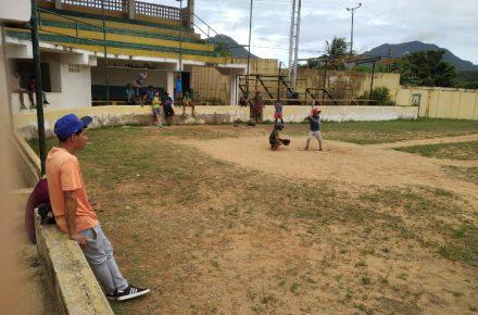 Escuela de Béisbol Menor
