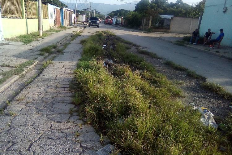 Vialidad en Carabobo