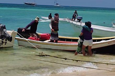 Los Roques, buque pesquero Don Rafa Junior