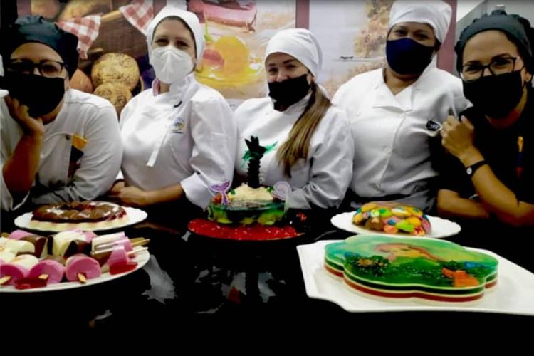 Curso de repostería en Caracas