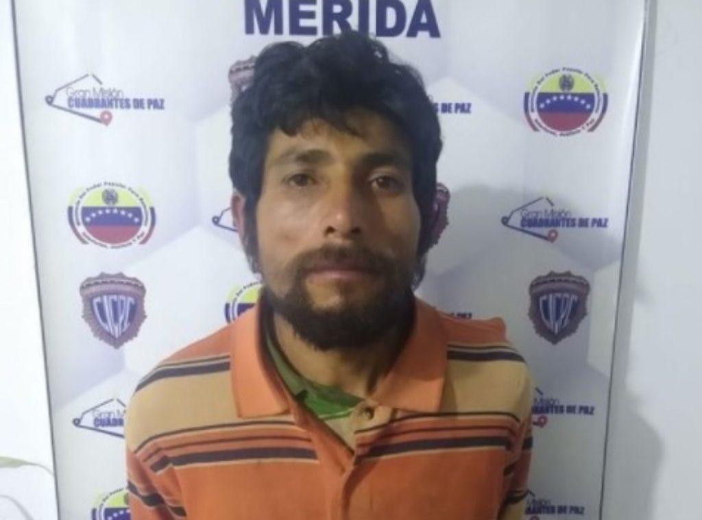 Capturan a hombre en Mérida