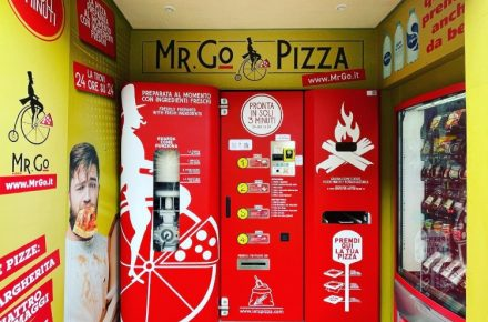 Mr go pizza
