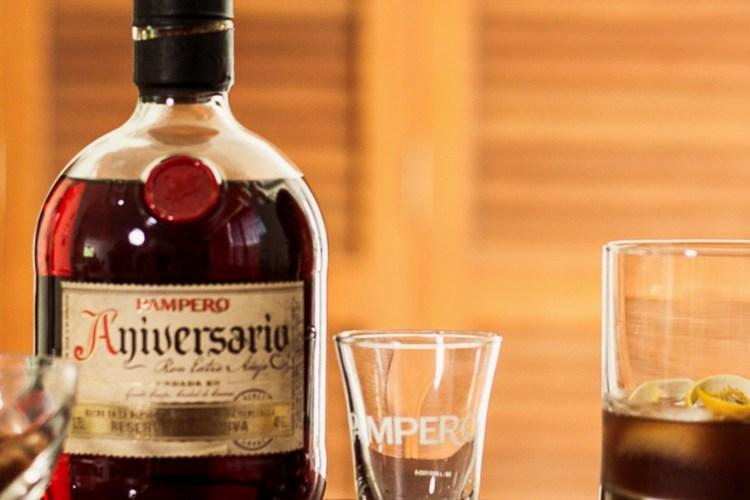 Pampero Rum Fashioned