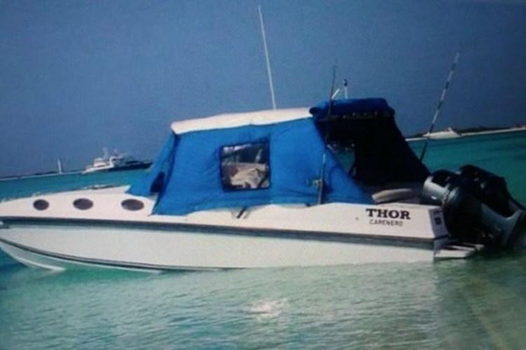 Embarcación Thor
