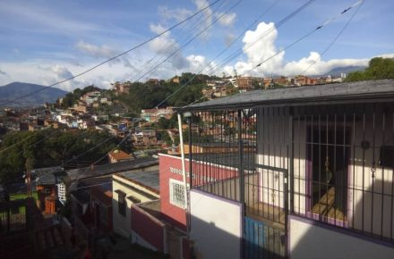 Inseguridad en San Cristóbal