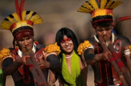 tribus amazónicas