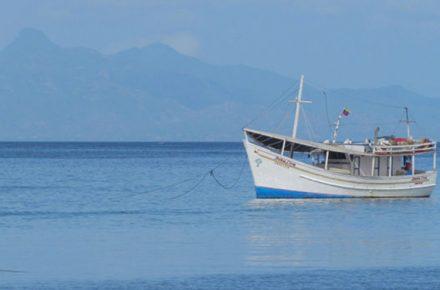 embarcación desaparecida desde Falcón