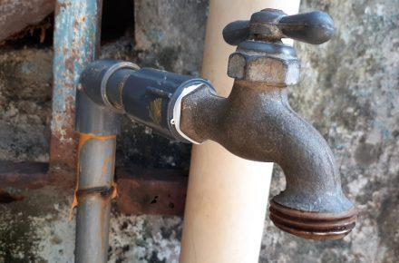 Santa Elena de Uairén sin agua