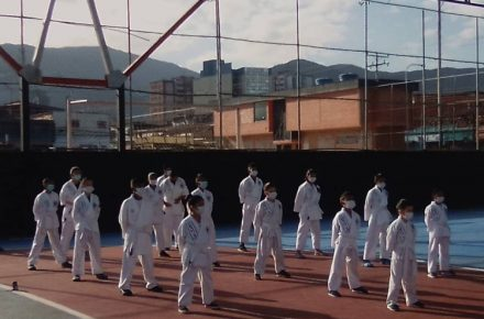 Artes marciales en Táchira