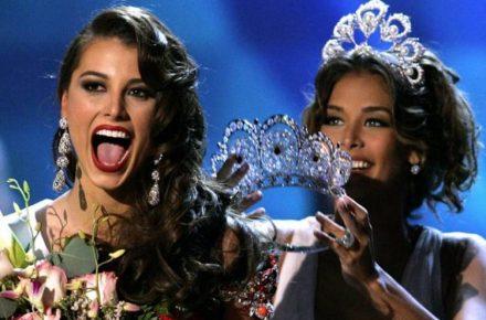 Dayana Mendoza y Stefanía Fernández. Venezuela mujeres más bellas del Mundo