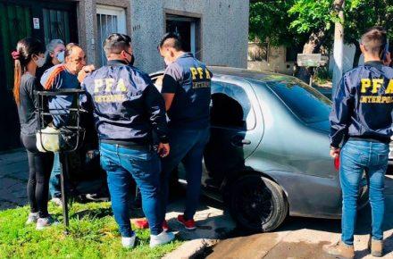 Detenido venezolano en Argentina