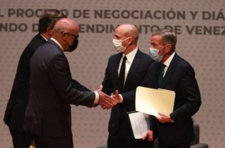 Noruega, diálogo venezolano