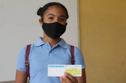 En Nueva Esparta vacunarán a 50 mil escolares este año escolar 21-22
